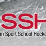 canadian sport school hockey league