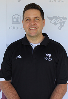 Coach Profile: Greg Bowles, University of Ottawa, Week 1 West Coast Hockey Prep Camp